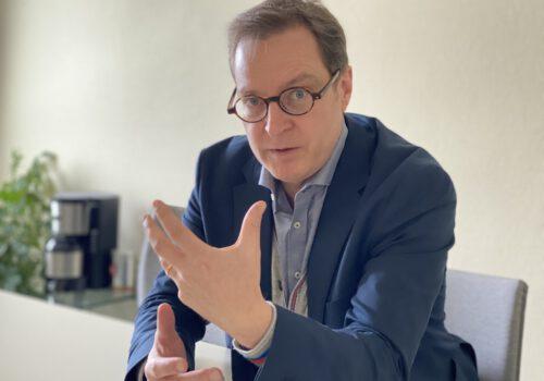 Dr. Martin Huber