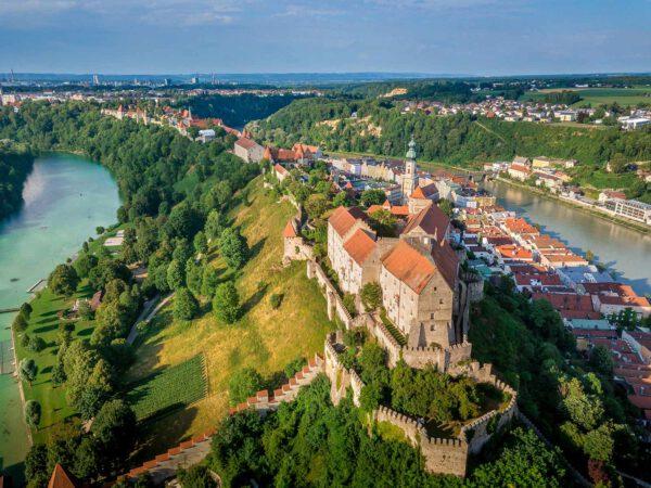 Burghausen; Foto: tamas / AdobeStock