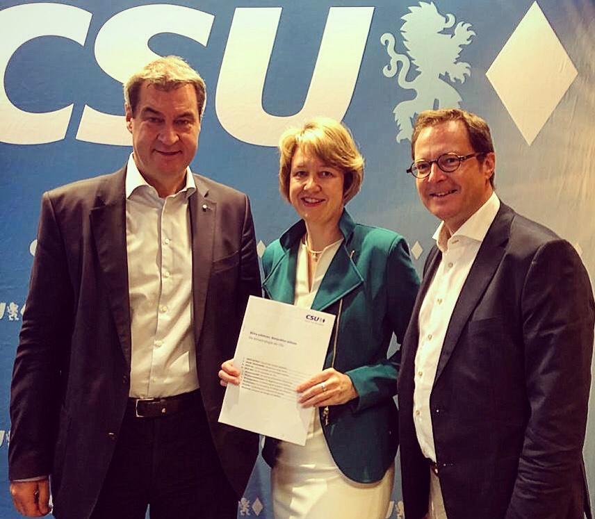 Foto: Arbeitskreis Umweltsicherung und Landentwicklung der CSU