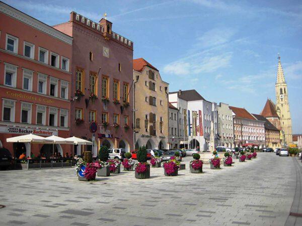 Neuötting; Foto Stadt Neuötting
