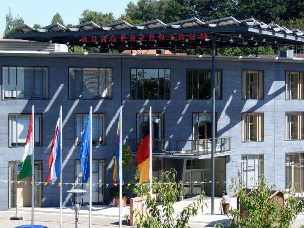 Bürgerzentrum Burgkirchen; Foto: Gemeinde Burgkirchen
