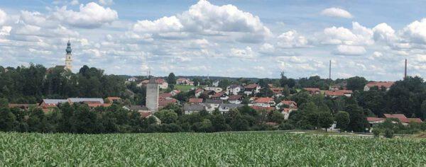 Ortsbild Kastl; Foto: Bernhard Eberhartinger
