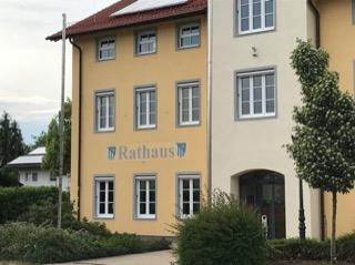 Rathaus von Teising; Foto: Sylvia Kiesenbauer