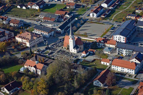 Unterneukirchen; Foto Gemeinde Unterneukirchen