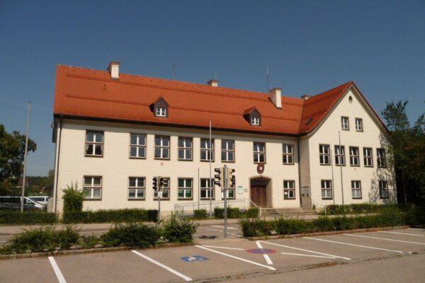 Rathaus von Emmerting; Foto: Gemeinde Emmerting